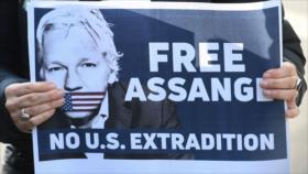 'Assange seguirá en cárcel tras cumplir condena en el Reino Unido'