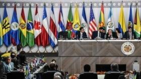 La región denuncia decisión de OEA de activar TIAR en Venezuela