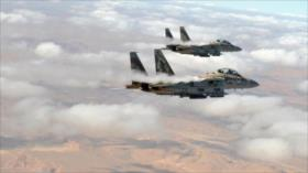 Rusia amenaza con derribar cazas israelíes en Siria con sus S-400