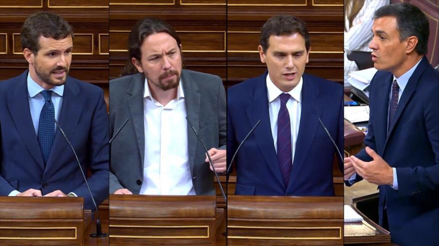 El monarca de España se reunirá con los partidos políticos