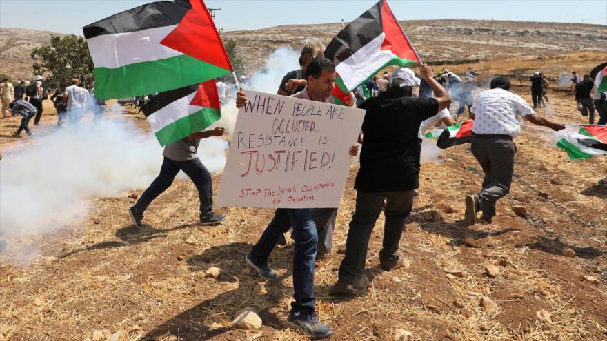 Anexión de Cisjordania desataría violencia entre palestinos e Israel