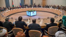 Talibán se vuelve hacia Rusia tras la ruptura del diálogo con EEUU