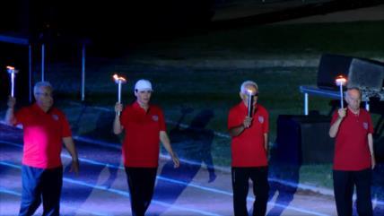 Se inauguran en Teherán los Juegos Olímpicos armenios