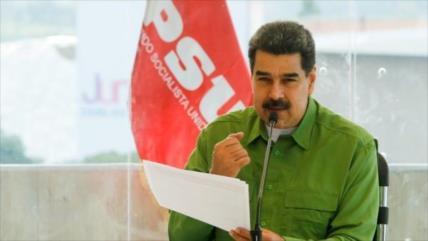 Maduro: Hay más pruebas sobre nexos de Guaidó y narcos colombianos