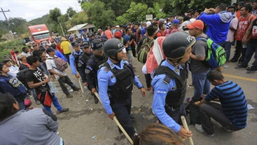 Honduras podría convertirse en tercer país seguro por deseo de EEUU