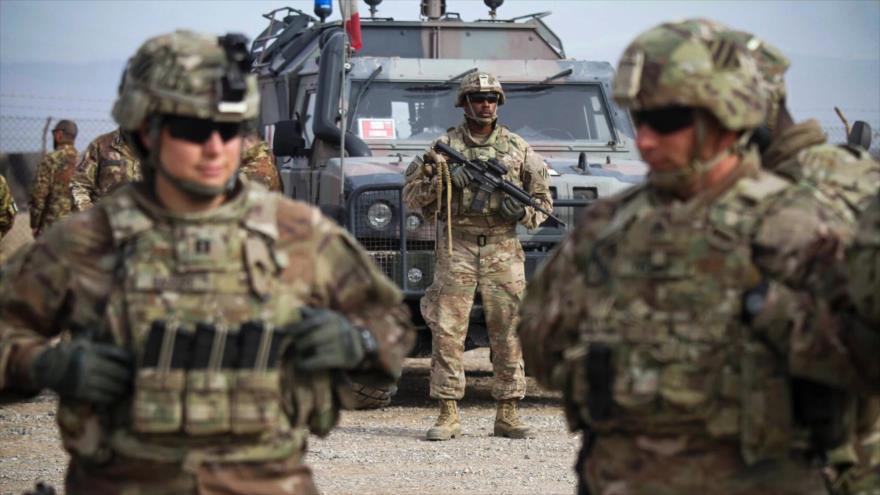 Afganistán logrará la paz con la salida de las fuerzas extranjeras   HISPANTV