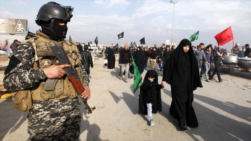 Irak desmantela grupo terrorista que pretendía atentar en Arbain | HISPANTV