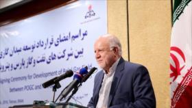 'Sanciones de EEUU no han detenido exportaciones de crudo iraní'