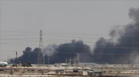 Drones yemeníes reducen a la mitad producción del crudo saudí