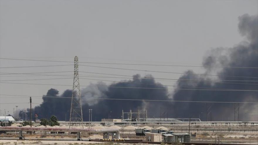 Drones yemeníes reducen a la mitad producción del crudo saudí | HISPANTV