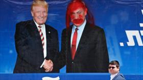 Pacto de 'defensa mutua', última jugada de Trump para Netanyahu