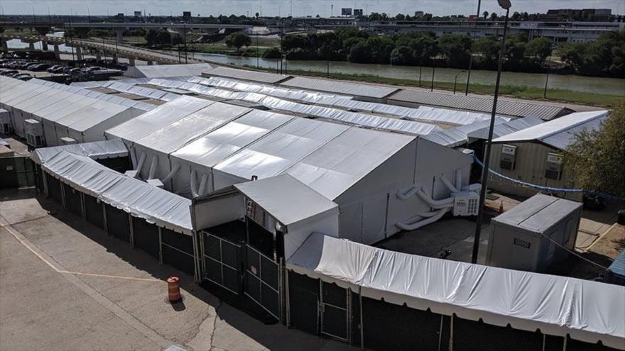 EEUU instala cortes 'secretas' para deportar a migrantes que piden asilo