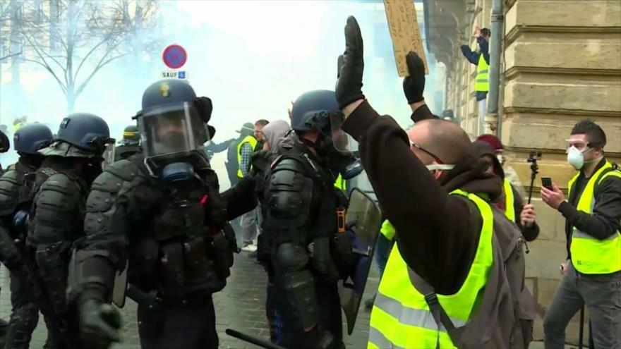 Yemen ataca a Aramco. Italia y migrantes. Protesta en Francia
