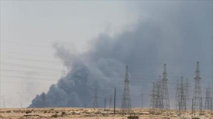 """Pleno suministro de petróleo saudí podría tomar """"semanas, no días"""""""