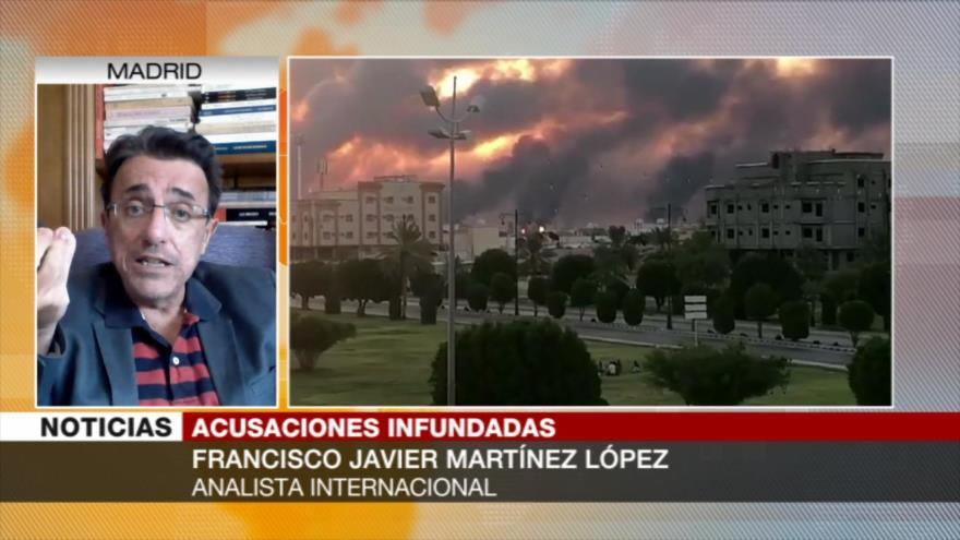 Martínez López: Riad ha fracasado en su brutal guerra contra Yemen | HISPANTV