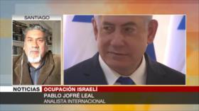 Jofré Leal: Netanyahu realiza sus ideas en alianza con EEUU