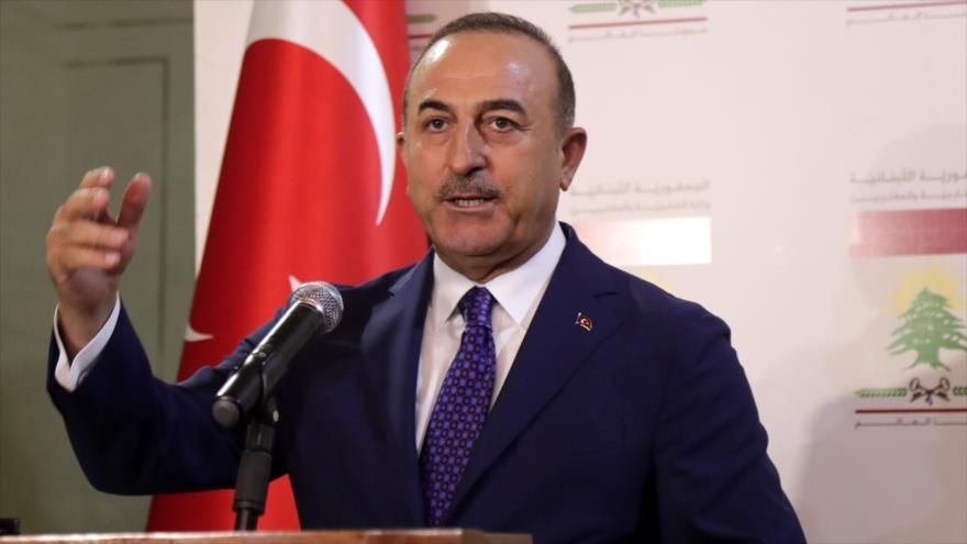 "Turquía censura plan ""racista"" de Netanyahu de anexar Cisjordania | HISPANTV"
