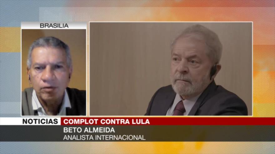 Almeida: La condena de Lula fue completamente electoral | HISPANTV