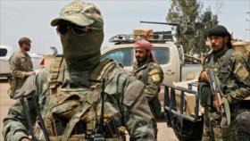 Siria condena apoyo de EEUU e Israel a actos 'terroristas' de FDS
