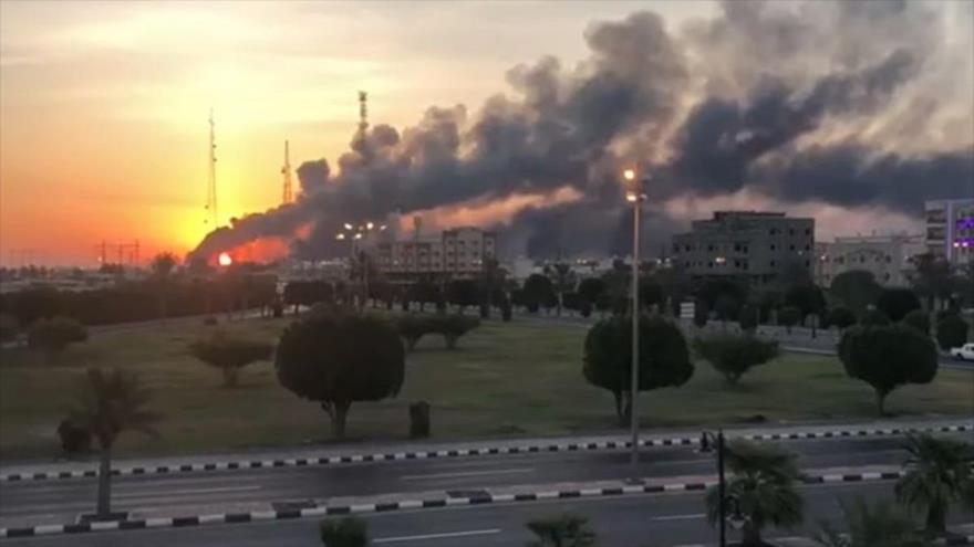 Precio del crudo llegaría a $ 100 por ataque yemení a Arabia Saudí | HISPANTV