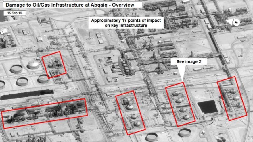 Satélites: Ataques yemeníes impactaron 19 puntos clave de Aramco | HISPANTV