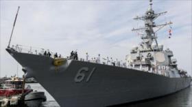 EEUU despliega buque militar en Beirut como advertencia a Hezbolá