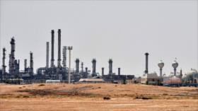 El crudo Brent sube un 19,5 % tras ataque yemení a Aramco