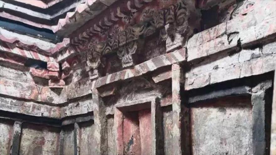 Arqueólogos chinos hallan una tumba real de hace unos 1000 años en el norte de China.