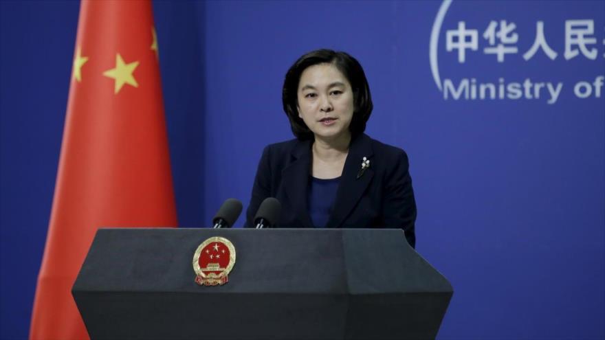 China rechaza vinculación de Irán con ataques a petrolera saudí   HISPANTV