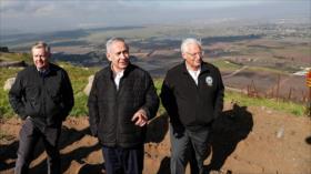 Netanyahu promete anexar más colonias cisjordanas si es reelegido