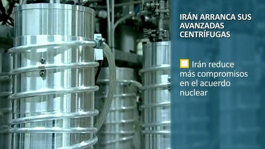 PoliMedios: Irán arranca sus avanzadas centrífugas