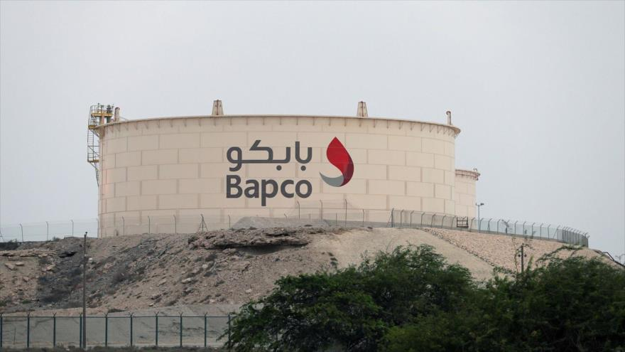 Una de las reservas de la Compañía de Petróleo de Baréin (Bapco).