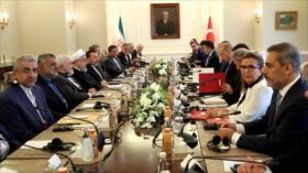 Irán se responsabiliza de garantizar seguridad del Golfo Pérsico