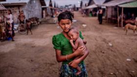 La ONU advierte del riesgo de 'genocidio' de rohingyas en Myanmar