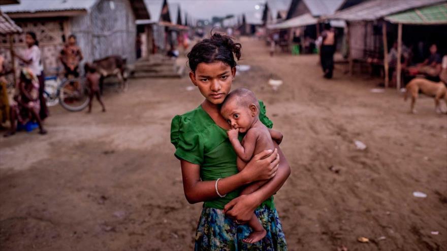 La ONU advierte del riesgo de 'genocidio' de rohingyas en Myanmar | HISPANTV