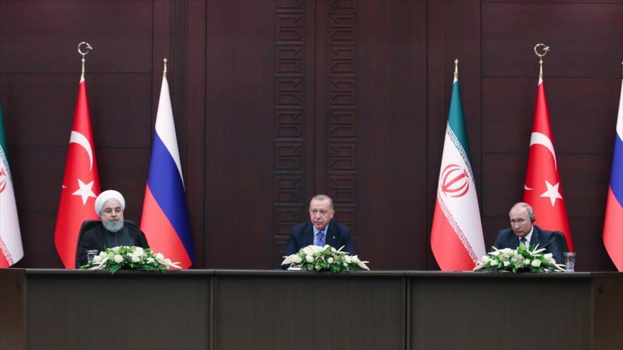 Erdogan destaca importancia de garantizar la integridad de Siria