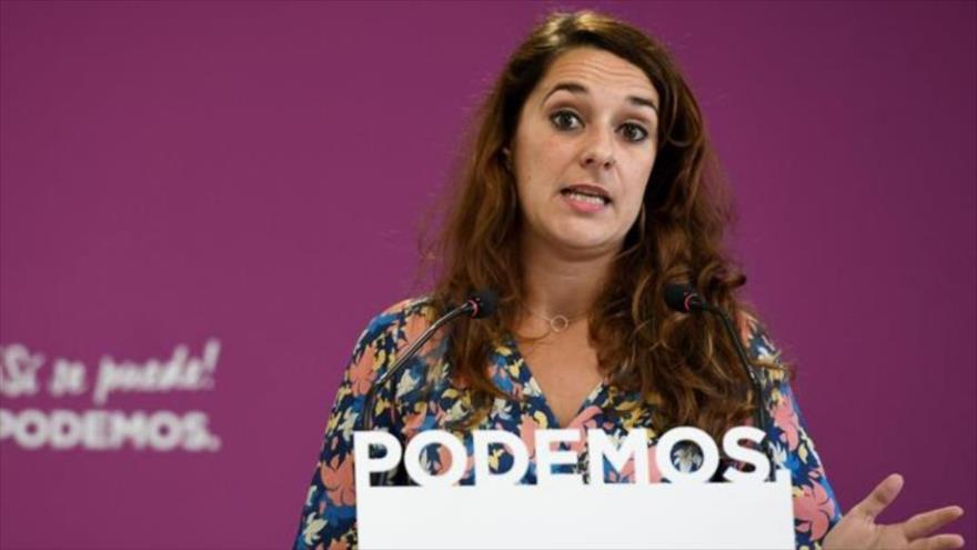 Podemos critica a Sánchez por buscar un pacto con PP y Ciudadanos