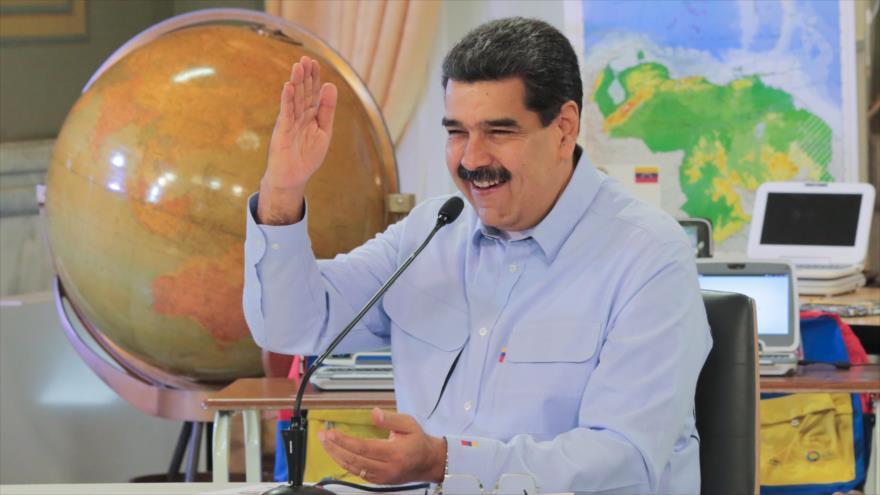 Nicolás Maduro celebra acuerdo con la oposición venezolana