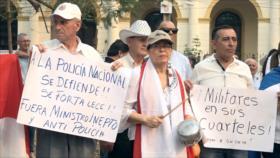 Grave crisis de seguridad en el Gobierno de Paraguay