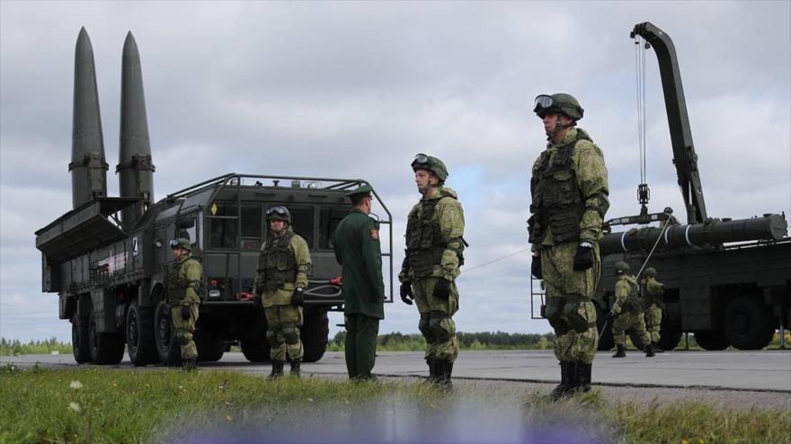 Rusia realiza masivos ejercicios militares conjuntos con China