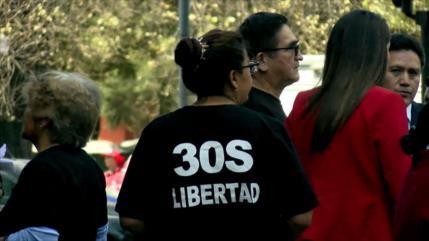 Buscan enjuiciar a Rafael Correa por crímenes de lesa humanidad