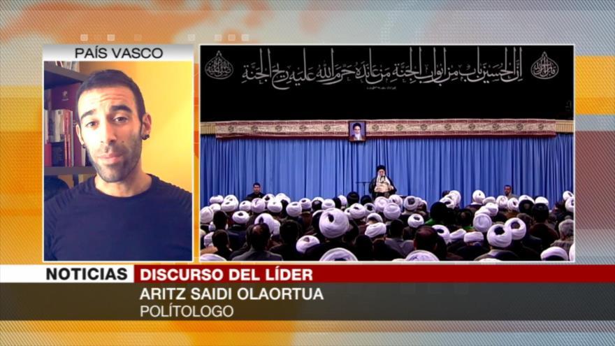 Saidi: EEUU trata de asfixiar a Irán por no acatar sus directrices