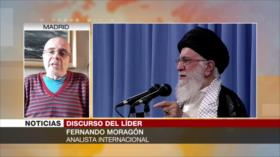 Moragón: Oferta de diálogo de EEUU a Irán es pura propaganda