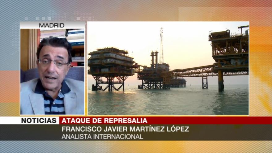 Martínez López: Ataques a Aramco revelaron vulnerabilidad de Riad   HISPANTV
