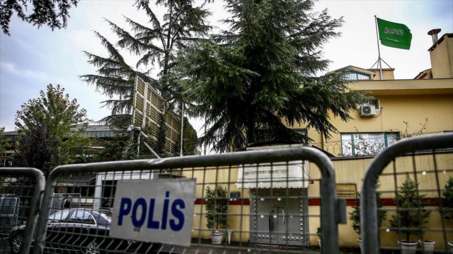 'Riad vendió su consulado en Turquía tras asesinato de Khashoggi' | HISPANTV