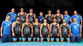 Irán ocupa el 4.º lugar en Campeonato Mundial de Lucha Grecorromana
