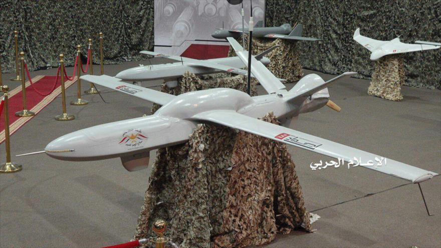 ¿Con qué drones enfrentan las fuerzas yemeníes la agresión saudí?   HISPANTV