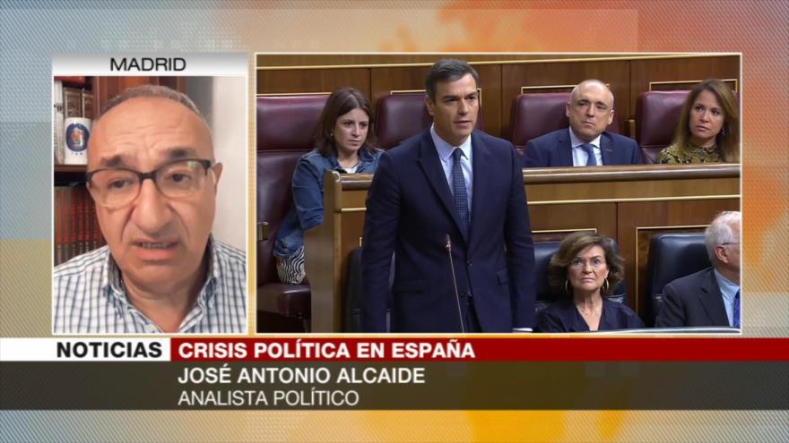 Alcaide sobre nuevas elecciones en España: Es un camino sin fin