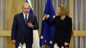 """UE avisa que """"actuará"""" si Israel avanza en anexión de Cisjordania"""