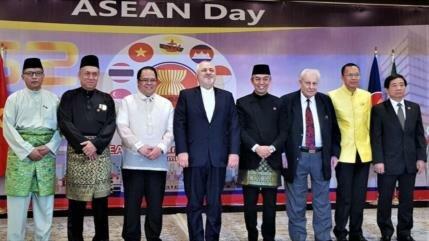 Irán alaba a ASEAN como un modelo ejemplar de multilateralismo
